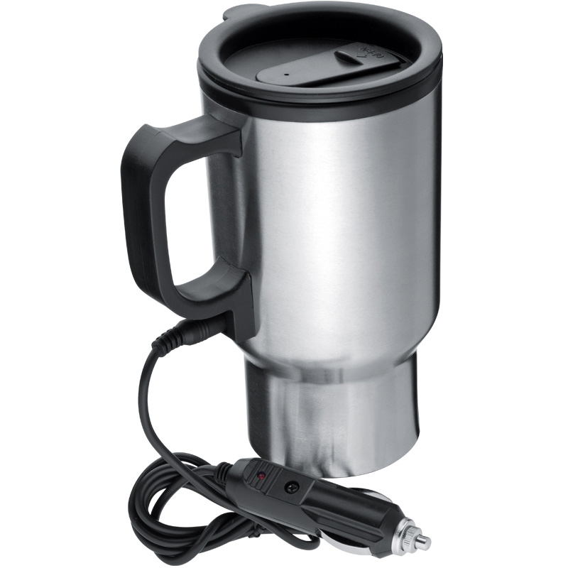 Heated stainless<br> steel thermo cup<br>&quot;Portland&q